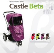 Manito Castle Beta Stroller Weather Shield
