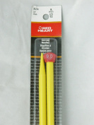 Size 13 Knitting Needles 9mm Single Point - 14 Inch Red Heart