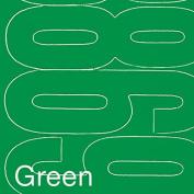 Permanent Adhesive Vinyl Numbers 15cm 48/Pkg-Green