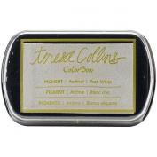 Teresa Collins Pigment Ink Pad-Posh White