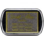 Teresa Collins Pigment Ink Pad-Platinum Silver