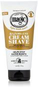Softsheen Carson Magic Razorless Smooth Shave Cream for Men, 180ml