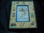 Mary Englebert Baby Nursery Frame Mother Goose Characters - Holds 4 x 6 Picture