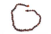 Healing Hazel 100% Balticamber Baby Necklace, Cherry Raw