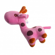 Sunward Baby Kid Lovely Soft Plush Giraffe Toy Animal Dolls Birthday Party Gift