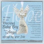 Always an Angel New Baby Boy New Baby Girl Keepsake Gift