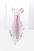 aden + anais Rayon from Bamboo Fibre Muslin Elephant Musy Mate Lovey - Tranquilly