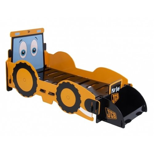 Kidsaw JCB Junior Bed by Kidsaw - Shop Online for Baby in