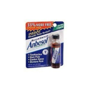 Anbesol Regular Strength Oral Anaesthetic 10ml