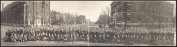 1914 Y.M.C.A. Convention, Feb.- Mar. 1914 at Salina, Ks. 80cm Vintage Panorama ph