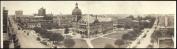 c1919 Shreveport Court House 80cm Vintage Panorama photo
