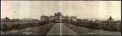 c1908 Potter Hotel, Santa Barbara, Calif. 80cm Vintage Panorama photo