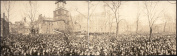 1917 Patriotic Rally of the citizens of Philadelphia under the auspices of the H