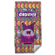 Chowder - Hungry Beach Towel