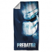 Predator - Mask Beach Towel