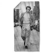 James Dean - Walk Beach Towel