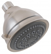 LDR 520 5305BN Shower Head 5 Function, Brushed Nickel