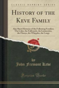 History of the Keve Family
