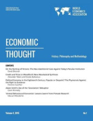 Economic Thought, Vol 4, No 1, 2015