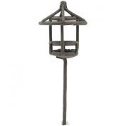 Mini Garden Birdcage 7.6cm -Rustic