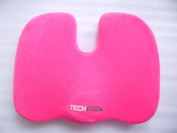 Techege Orthopaedic Comfort Foam Grade A Coccyx Tailbone Backpain Comfortable Cushion