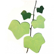 Wrapables Tree Leaf Post-It Sticky Notes, Green