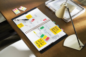 Post-it Prioritisation Flags, Sticks Securely and Removes Cleanly Without Damaging Documents, .240cm . x 4.3cm . .,