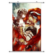 A Wide Variety of Attack on Titan Anime Wall Scroll Hanging Decor