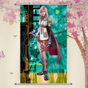 A Wide Variety of FF13 Final Fantasy Game Characters Anime Wall Scroll Hanging Decor