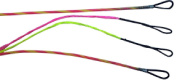 First String Products First Draw Genesis String/Cable Set Pink/Flo Yellow