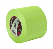 TapeCase 401+ 10cm x 60yd High Performance Masking Tape-Converted from 3M 401+/233+, 10cm x 60 Yards Roll, Crepe Paper, Green