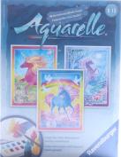 Ravensburger Aquarelle Unicorns - Arts & Crafts Kit