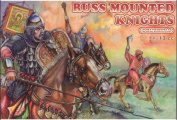 PLASTIC MODEL FIGURES Russ Mounted Knights (druzhina), XI-XIII cc 1/72 Orion 72033