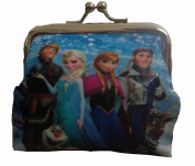 Girls Frozen Theme Coin Purse Various Designs