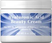 Puritan's Pride Hyaluronic Acid Cream-240ml Cream