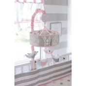 My Baby Sam Olivia Rose Crib Mobile by My Baby Sam