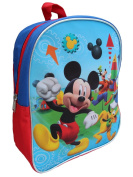Disney Mickey Mouse 28cm Mini Toddler Preschool Backpack