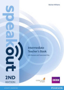 Speakout Intermediate 2nd Edition Teacher's Guide with Resource & Assessment Disc Pack