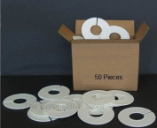 50 Pack-Clothing Rack Size Dividers Clothing Rack Size Dividers.
