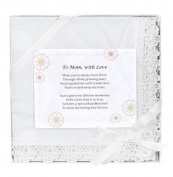 Keepsake Handkerchief by Ganz - To Mom, with Love