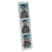 5.1cm x 15cm Photo Strip Clear Magnet - Pack of 50
