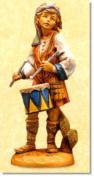 19cm Scale Fontanini Jareth, Drummer Boy 65169