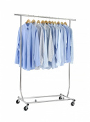 Home-it chrome Commercial Clothing Garment Rack