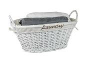 Sunbeam Laundry Basket (White)