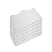 6 Shark Euro Pro Steam Mop Compatible Replacement Pads Europro Microfiber S3250 S3101