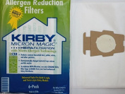 Kirby Part#204808 - Genuine Kirby Style F HEPA Filtration Vacuum Bags for ALL Sentria Models