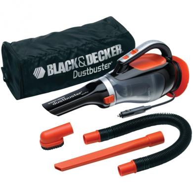 Black & Decker BDH1220AV Automotive Dust Buster, 12-volt
