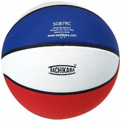 Tachikara SGB7RC Indoor/Outdoor Rubber 29.5 Menand#039;s Basketball Colour
