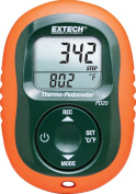 Extech Instruments PD20 Thermo-Pedometer