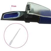 Sinotech Hand Held Brix 0-10% Cutting Liquid Refractometer P-rhb-10atc